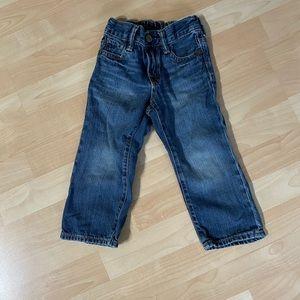 Baby Gap Original Boys Denim Jeans 2 Years